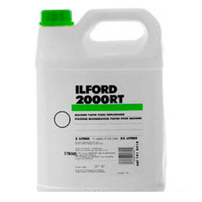 ILFORD ILFOSPEED 2000 RT RIVELATORE CARTA 5 LT.