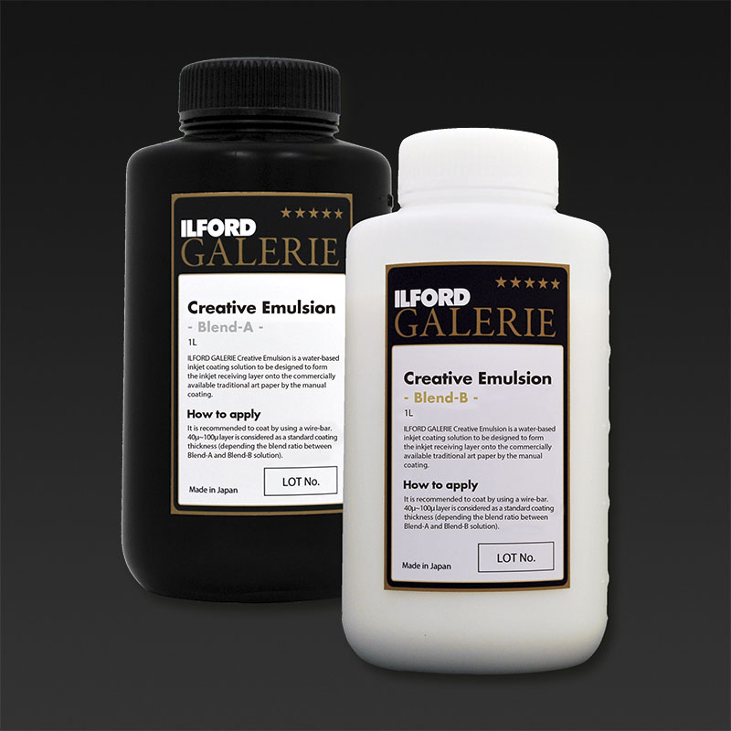 ILFORD INKJET GALERIE CREATIVE EMULSION GCE-A, 1 L